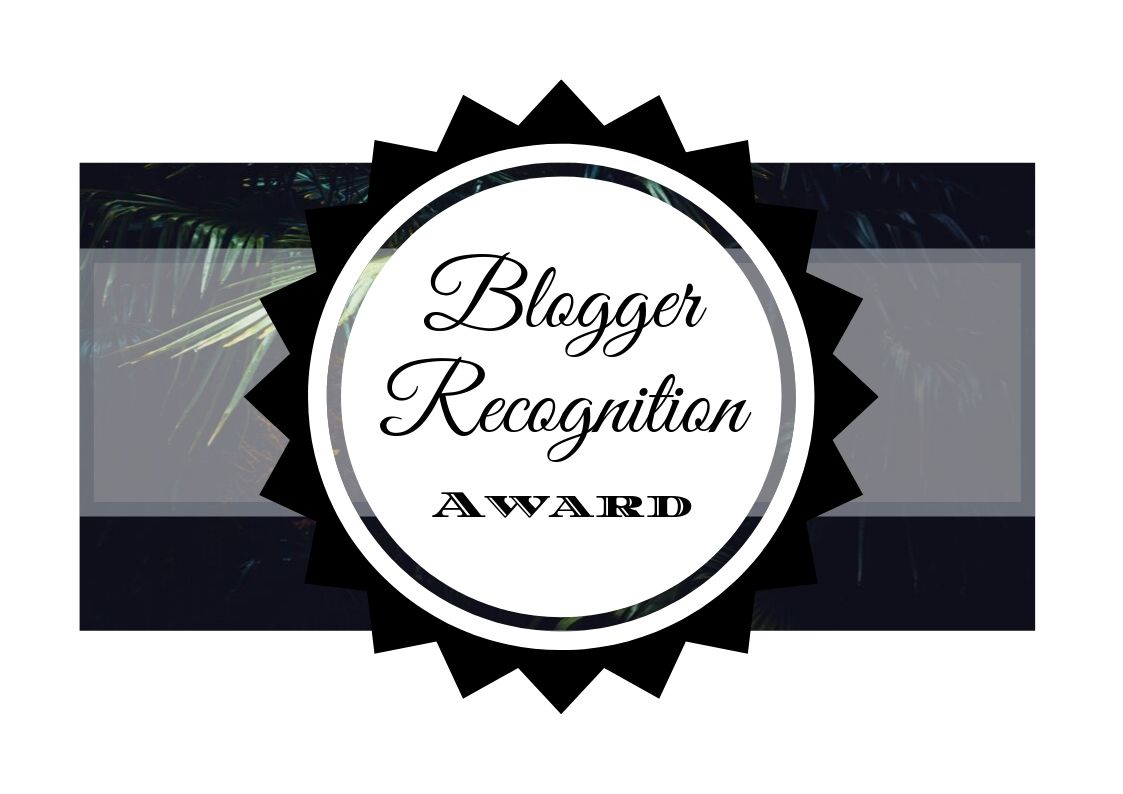 Blogger Recognition-2