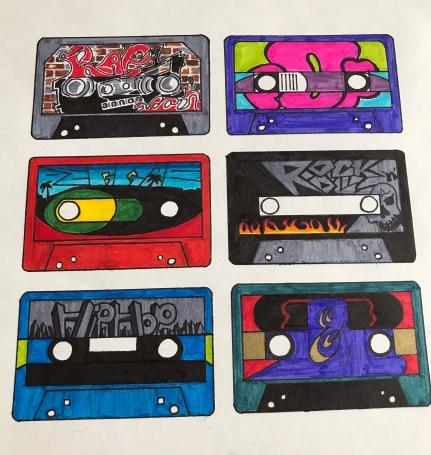 cassette 10