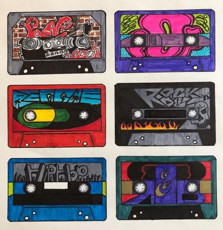 cassette 12