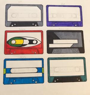 cassette 6